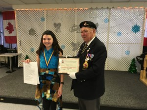 Remembrance Award pic of Beth