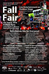 2018 AFMHS_Fall Fair poster